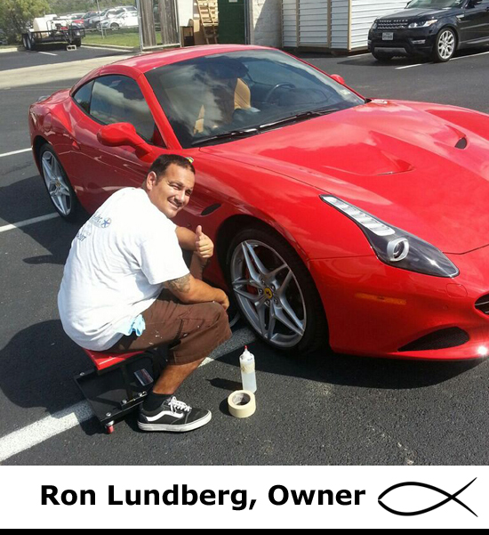 Ron Lundberg, Owner, Trundle, Riverside CA